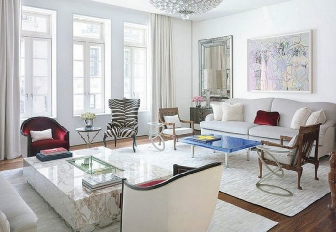 Interior Decor Ideas by the Best American Designers