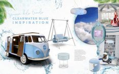 Interior Design Trends 2019 - Clearwater Blue for Kids  Interior Design Trends 2019 – Clearwater Blue for Kids Interior Design Trends 2019 Clearwater Blue for Kids 6 233x146