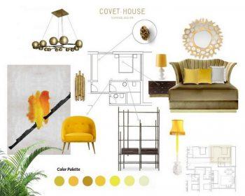 Interior Design Trends 2020 – Let Bright Yellow Shine Through your Home Interior Design Trends 2020 Let Bright Yellow Shine Through your Home 1 350x280