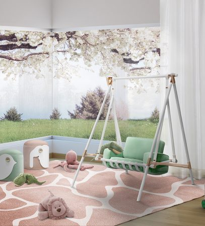 Home Decor Ideas – How to Use Pantone's Colours booboo swing circu magical furniture 1 407x450