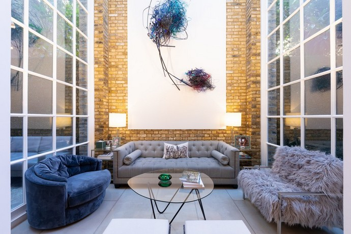 A Luxurious Modern Villa Decor in London A Luxurious Modern Villa Decor in London7