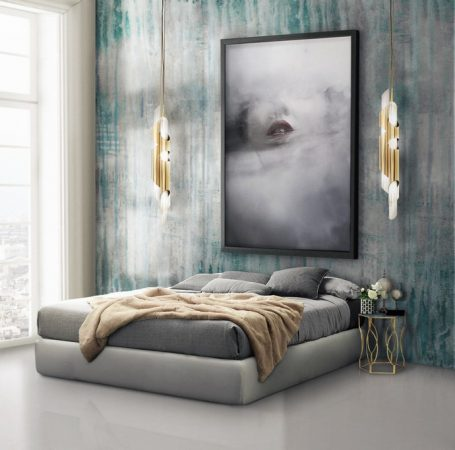 Interior Design Inspirations – The Perfect Decor For Your Bedroom Interior Design Inspirations The Perfect Decor For Your Bedroom 3 455x450