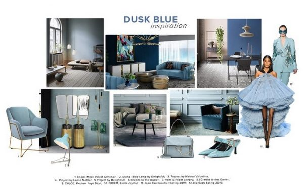 Interior Design Trends 2020 – Bring Dusk Blue to Your Bedroom Interior Design Trends 2020 Bring Dusk Blue to Your Bedroom 5 603x377