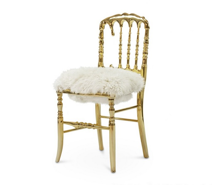 Luxury Dining Chairs to Upgrade Your Dining Room Decor Luxury Dining Chairs to Upgrade Your Dining Room Decor 5