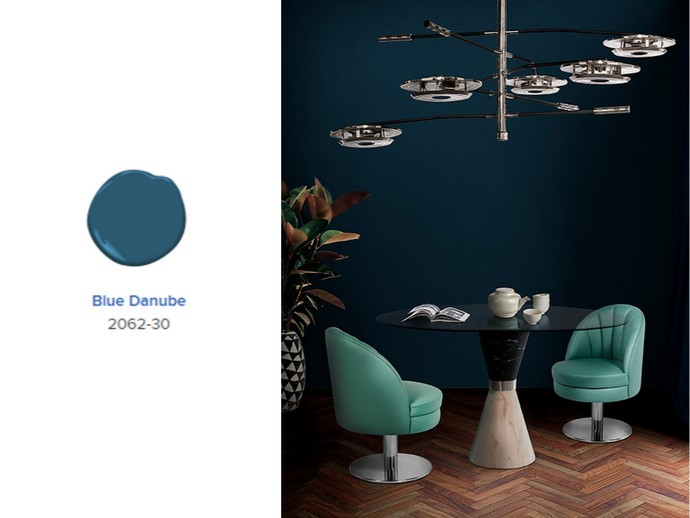 Meet Benjamin Moore's Colour of the Year 2020 Meet Benjamin Moores Colour of the Year 2020 9
