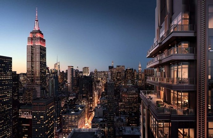 Rose Hill is the New Luxury Condos Tower in NYC Rose Hill is the New Luxury Condos Tower in NYC 2