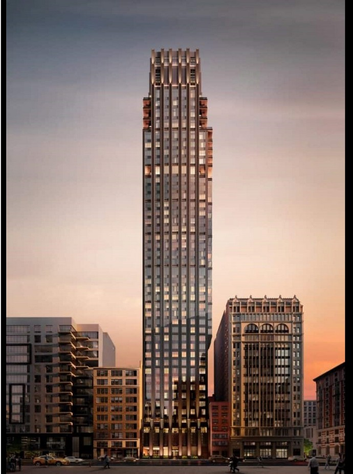Rose Hill is the New Luxury Condos Tower in NYC Rose Hill is the New Luxury Condos Tower in NYC 6