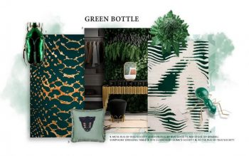 How to Bring Bottle Green to Your Home How to Bring Bottle Green to Your Home 1 350x219