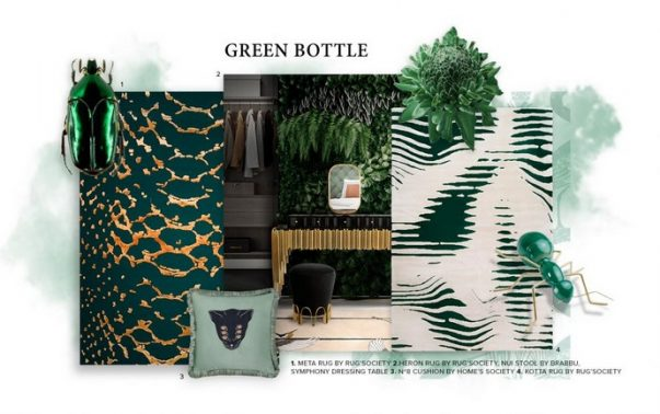 How to Bring Bottle Green to Your Home How to Bring Bottle Green to Your Home 1 603x378