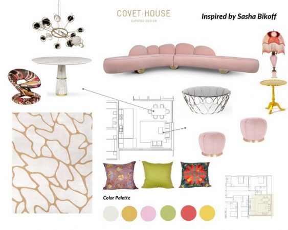 Interior Design Moodboards Inspired by Top Designers Interior Design Moodboards Inspired by Top Designers 5 563x450