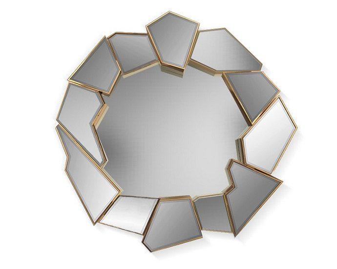 5 Wall Mirrors Perfect for Your 2020 Decor 5 Wall Mirrors Perfect for Your 2020 Decor 2 e1576853978726