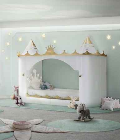 Gender-Neutral Beds for Kids You'll Adore Beds For Gender Neutral Beds for Kids Youll Adore 6 386x450