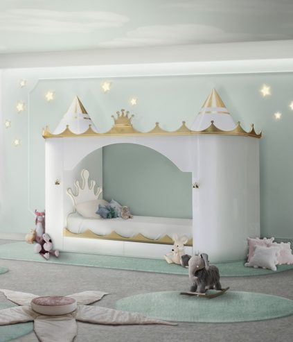 Gender-Neutral Beds for Kids You'll Adore Beds For Gender Neutral Beds for Kids Youll Adore 6 423x493