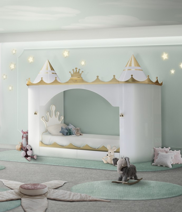 Gender-Neutral Beds for Kids You'll Adore Beds For Gender Neutral Beds for Kids Youll Adore 6