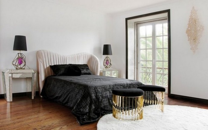 Interior Design Trends 2020 - Contemporary Bedroom Decor Ideas You'll Love  Interior Design Trends 2020 – Contemporary Bedroom Decor Ideas You'll Love Interior Design Trends 2020 Contemporary Bedroom Decor Ideas Youll Love 4