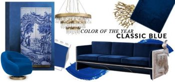 Pantone Color of the Year – How to Use Classic Blue Pantone Color of the Year How to Use Classic Blue 1 350x164
