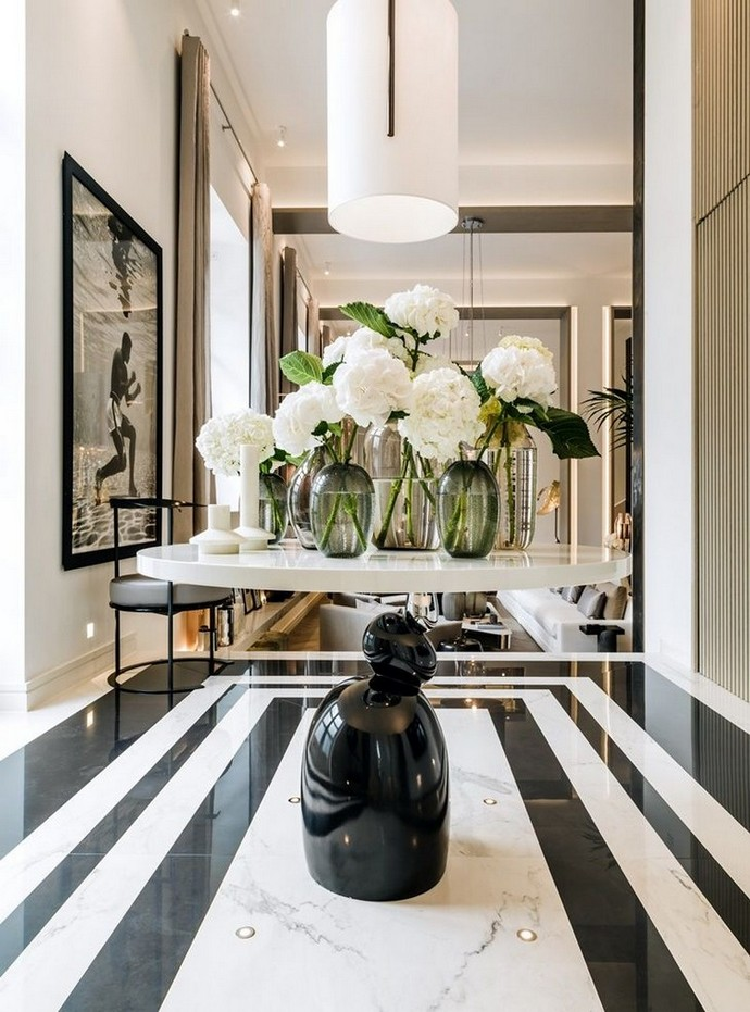 Step Inside Kelly Hoppen's House Step Inside Kelly Hoppens House 1