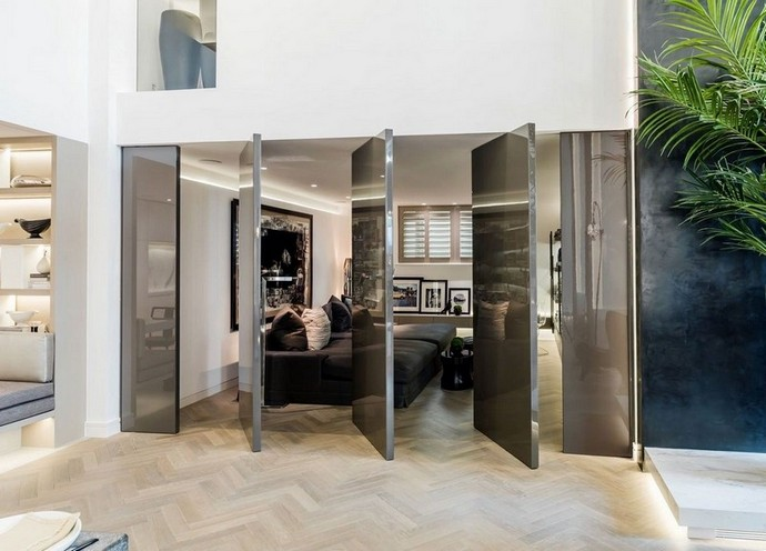 Step Inside Kelly Hoppen's House Step Inside Kelly Hoppens House 5