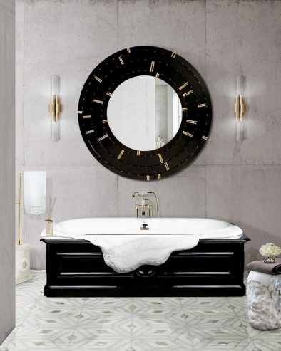 Maison et Objet 2020 – The Best Bathroom Pieces to Look out To Maison et Objet 2020 The Best Bathroom Stands to Pay Attention To 1 394x493