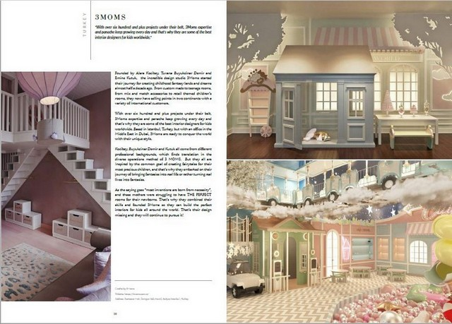 The Best Interior Designers for Kids Ebook is Up for Download Contemporary Kids Bedrooms To Inspire You Today 5