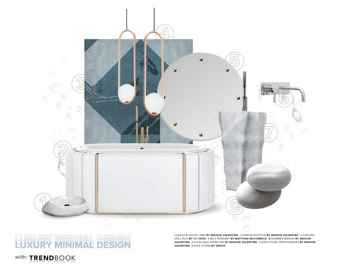 Bathroom Design Ideas - You Can't go Wrong With Minimalism 3