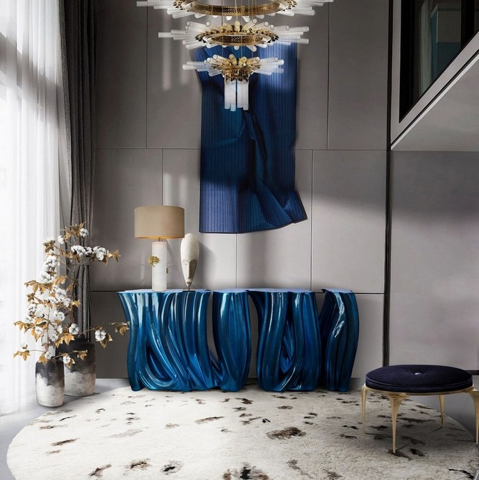 Bling up Your Home Decor with these Jewel-like Furniture Pieces Bling up Your Home Decor with these Jewel like Furniture Pieces 3