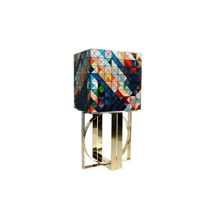 Bling up Your Home Decor with these Jewel-like Furniture Pieces Bling up Your Home Decor with these Jewel like Furniture Pieces 5