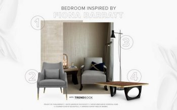 Get a Bedroom Decor Inspired by Fiona Barratt Get a Bedroom Decor Inspired by Fiona Barratt 3 350x219