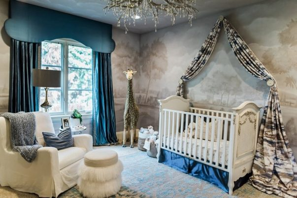 Posh and Unique Nursery Rooms in California by Rockabye Mommy Posh and Unique Nursery Rooms in California by Rockabye Mommy 3 603x402