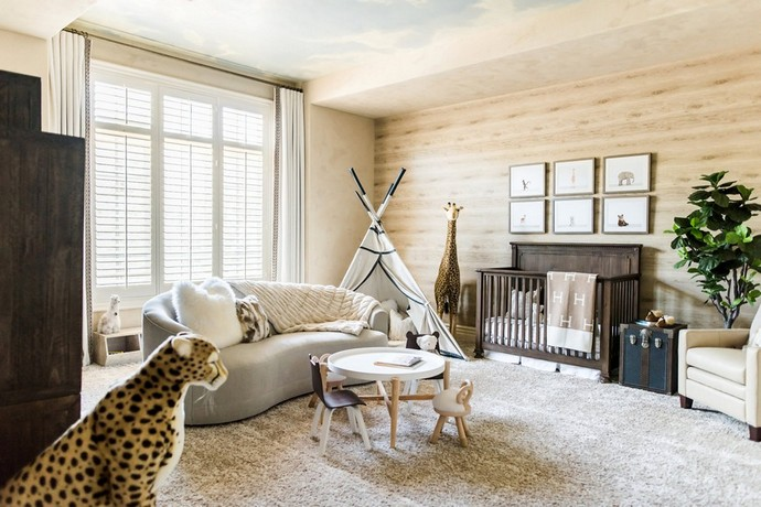 Posh and Unique Nursery Rooms in California by Rockabye Mommy Posh and Unique Nursery Rooms in California by Rockabye Mommy 5