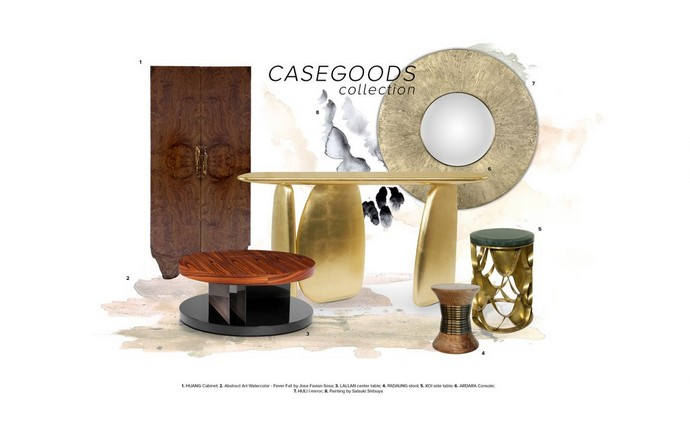 A Casegoods Collection Perfect for Your Living Room Decor A Casegoods Collection Perfect for Your Living Room Decor 1