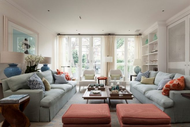 Melissa and Miller Interiors Amazing Project in Central London Melissa and Miller Interiors Amazing Project in Central London 1 658x439