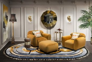 Summer Trends 2020 – Yellow Rugs to Bright Up the Living Room Summer Trends 2020 Yellow Rugs to Bright Up the Living Room 1 350x238