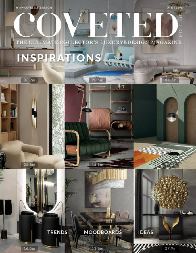 Find New Luxury Inspirations in Latest CovetED Magazine Issue Find New Luxury Inspirations in Latest CovetED Magazine Issue 2