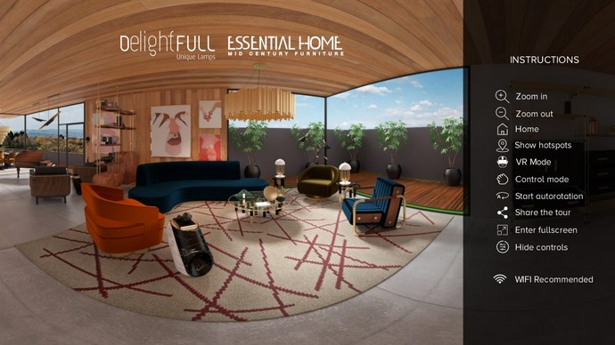 This Mid-Century Modern House is Open for Virtual Tours This Mid Century Modern House is Open for Virtual Tours 2