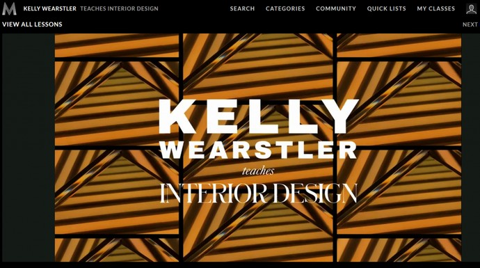 Learn to Design like a Pro with Kelly Wearstler's Master Class Learn to Design like a Pro with Kelly Wearstlers Master Class 3